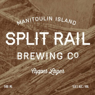 Split Rail Copper Lager